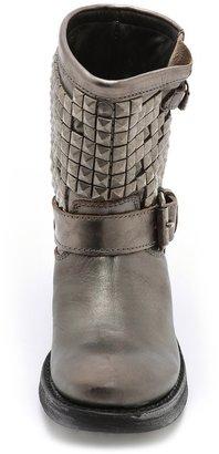 Ash Titan Studded Boots