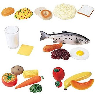 Learning Resources Healthy Play Foods (Set of 21)