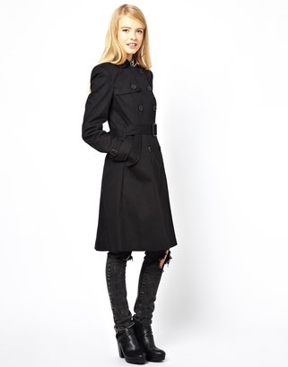 Asos Longline Classic Trench