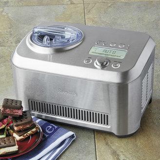 Breville Smart Scoop Ice Cream Maker, BCI600XL