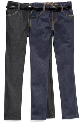 GUESS Jeans, Little Girls Pull-On Skinny Jeans