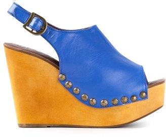 Jeffrey Campbell wedge sandals