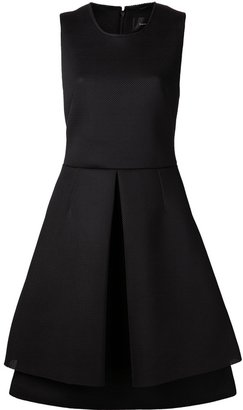 Simone Rocha perforated dress
