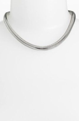 Vince Camuto Snake Chain Necklace