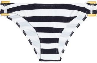 Heidi Klein Rhode Island striped bikini briefs