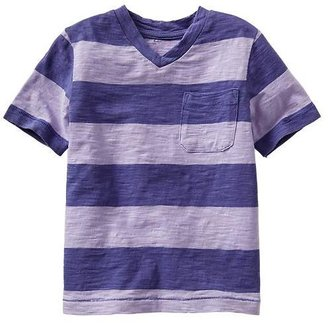 Gap Rugby pocket V-neck tee