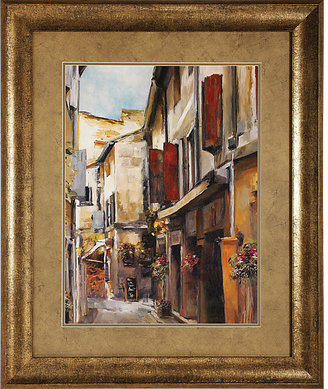 Rooms To Go Old Town I Framed Print