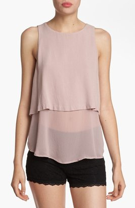 ASTR Sheer Layer Tank