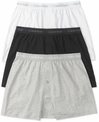 Calvin Klein Men Classic Knit Boxers 3-Pack NU3040