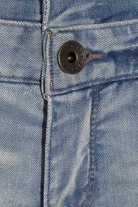Theyskens' Theory Wauva high-waisted stretch-denim shorts