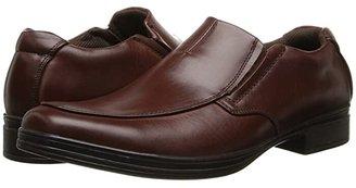 Deer Stags Fit Slip-On Loafer (Black) Men's Slip on Shoes