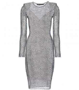 Roland Mouret Litto stretch-knit dress