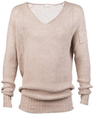 Ma Ry Ya Ma'ry'ya V seamless sweater