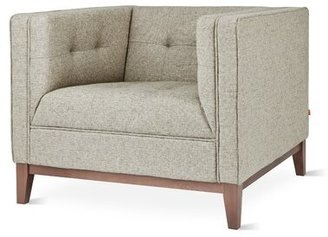 Atwood Armchair Gus* Modern Upholstery Color: Leaside Driftwood