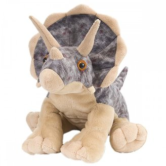 Discovery Triceratops Stuffed Animal