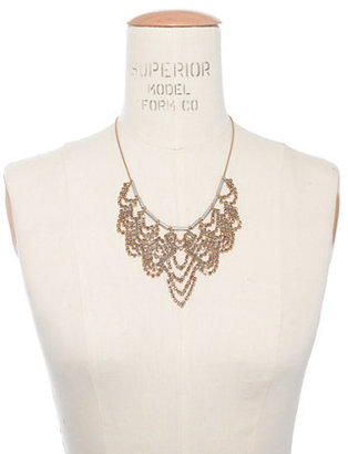 Madewell Shimmer Drape Necklace