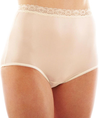 Vanity FairLace-Trim Brief Panties - 13060 $10 thestylecure.com