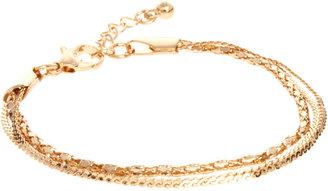 Asos Fine Chains Bracelet