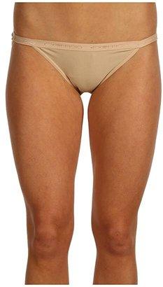Exofficio Give-N-Go(r) String Bikini (Nude) Women's Underwear