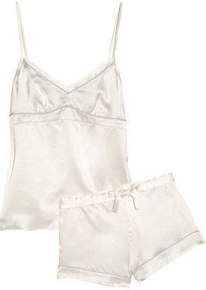 Bodas Silk-satin pajama set