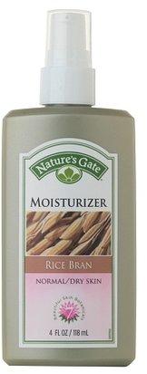 Nature's Gate Moisturizer, Normal/Dry Skin Rice Bran