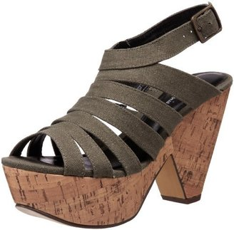 Michael Antonio Women's Galactic Wedge Sandal