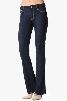 7 For All Mankind The Skinny Bootcut In Ink Rinse