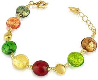 Antica Murrina Frida - Murano Glass Bead Bracelet $81.60 thestylecure.com