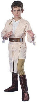 Star Wars Boy's Obi-Wan Deluxe Costume