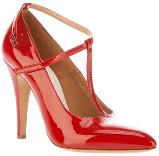 Maison Martin Margiela T bar pump