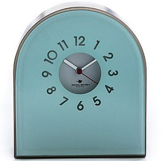 Michael Graves Design Celadon Mantel Clock