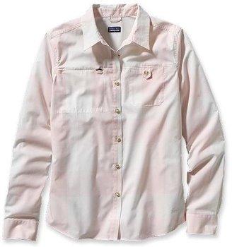 Patagonia W's L/S Island Hopper Shirt