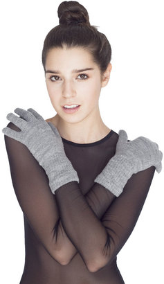 American Apparel Unisex Acrylic Blend Knit Glove (2-Pack)