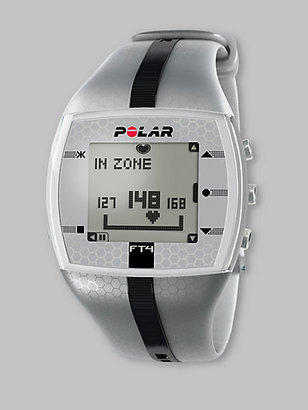 Polar FT4 Men's Heart Rate Monitor Watch