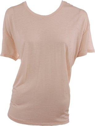 Acne JEANS Bay Tencel Tee Shirt
