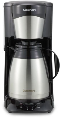 Cuisinart 12-Cup Stainless SteelProgrammable Thermal Coffee Maker
