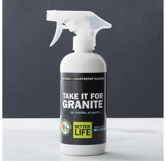 Crate & Barrel Better LifeTM Take It for GraniteTM Natural Stone Countertop Cleaner