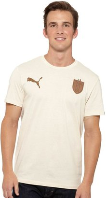 Puma FIGC Italia T7 Badge T-Shirt
