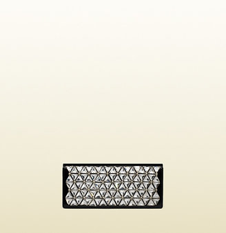 Gucci Broadway Beaded Leather Clutch