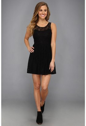 O'Neill Robbie Dress (Black) - Apparel
