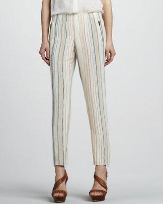 Rachel Zoe Mona Pintuck Pants