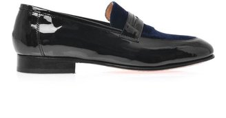 Dieppa Restrepo Penny bi-colour loafers