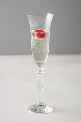 Anthropologie Horta Champagne Glass, Large