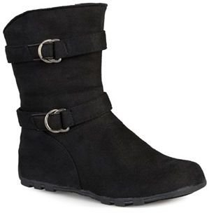 Journee Collection Roxo 2 Midcalf Boots - Girls $34.99 thestylecure.com