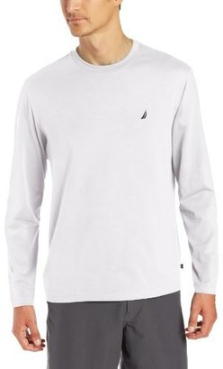 Nautica Men's Long Sleeve Crew Neck