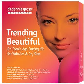 Dr. Dennis Gross Skincare Dr. Dennis Gross SkincareTM 'Trending Beautiful' Age Erasing Kit