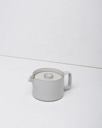 """Hasami Porcelain 5.6"""" Tea Pot $75 thestylecure.com"""