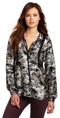 Amanda Uprichard Women's Mayan Blouse