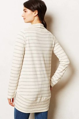 Anthropologie Terry Cocoon Cardigan