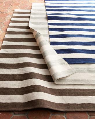 Seaside Stripe Outdoor Rug
